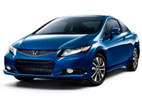 Дворники Honda Civic USA
