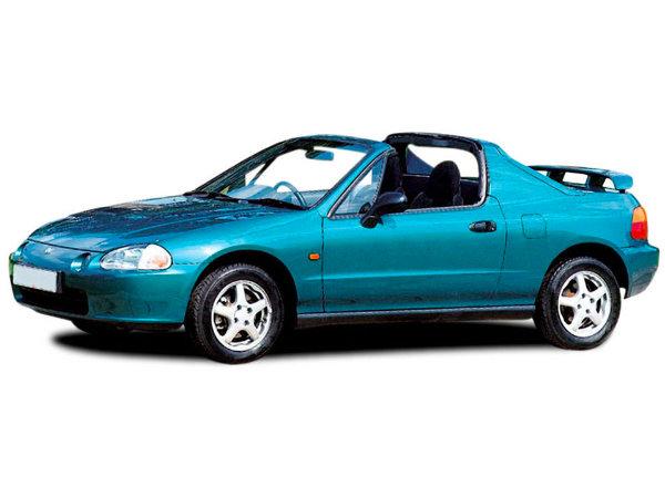 Дворники Honda CR-X