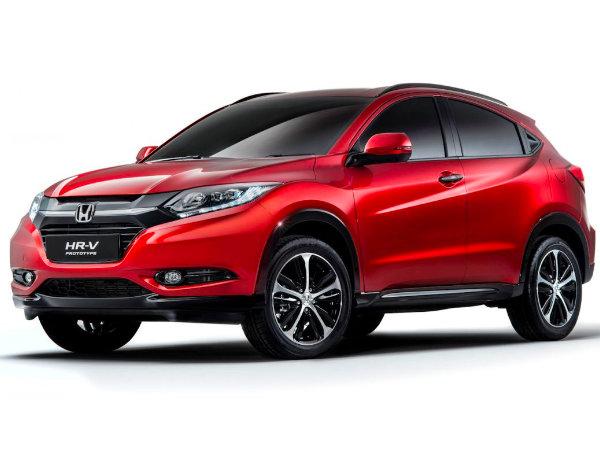 Дворники Honda HR-V