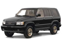 Дворники Isuzu Trooper