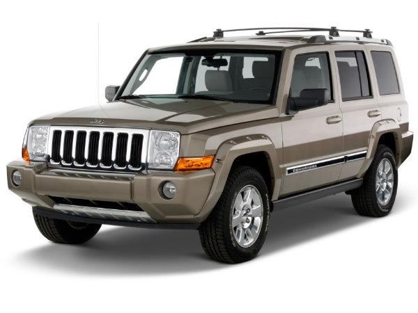 Дворники Jeep Commander