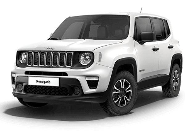 Дворники Jeep Renegade