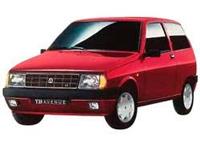 Дворники Lancia Y10