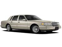 Дворники Lincoln Town Car