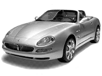Дворники Maserati Spyder