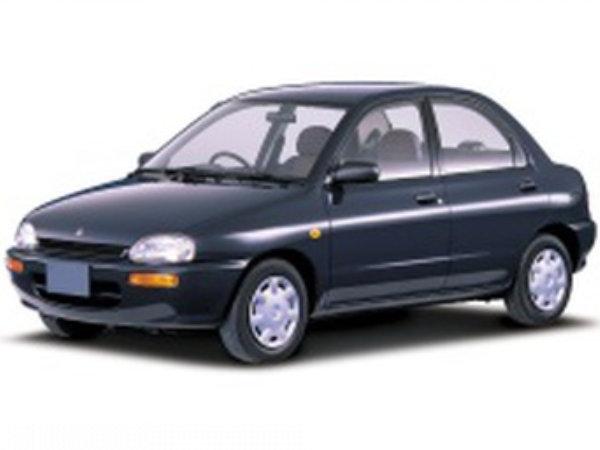 Дворники Mazda 121