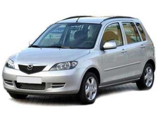 Дворники Mazda 2