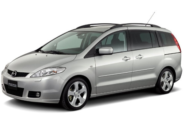 Дворники Mazda 5