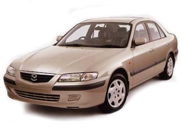 Дворники Mazda 626