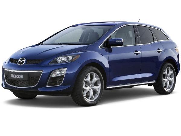 Купить дворники Mazda CX-7
