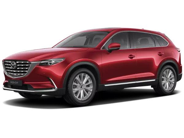 Дворники Mazda CX-9