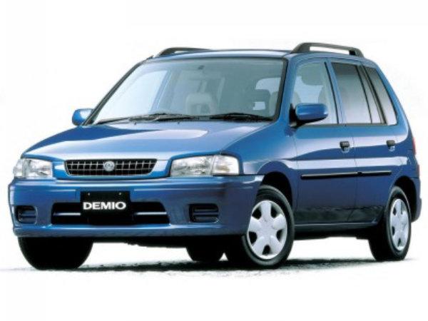 Дворники Mazda Demio