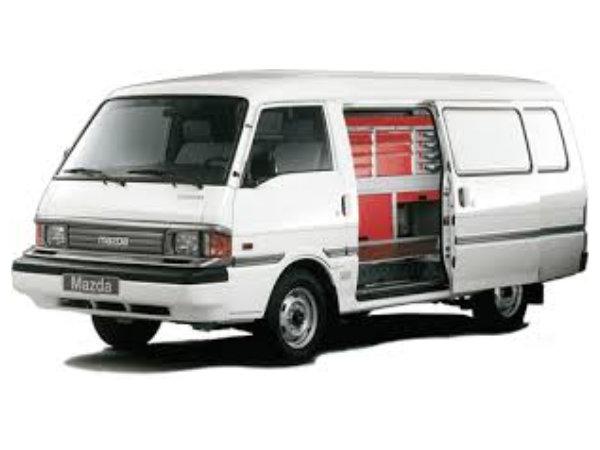 Дворники Mazda E2200