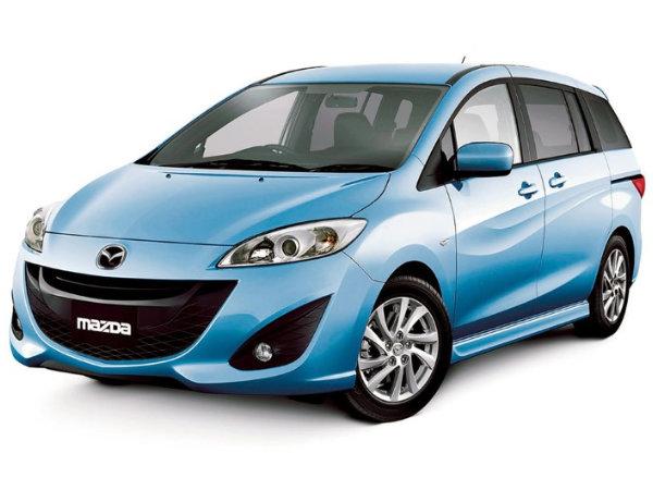 Дворники Mazda Premacy