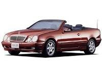Дворники Mercedes-Benz CLK-Class
