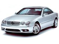 Дворники Mercedes-Benz CL-Class