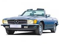 Дворники Mercedes-Benz SL-Class