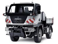 Дворники Mercedes-Benz Unimog