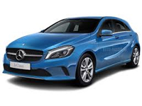 Дворники Mercedes-Benz A-Class