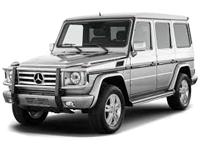 Дворники Mercedes-Benz G-Class