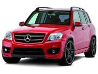 Дворники Mercedes-Benz GLK-Class