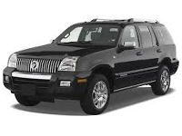Дворники Mercury Mountaineer
