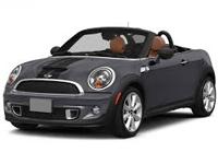 Дворники Mini Roadster