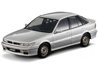 Дворники Mitsubishi Lancer