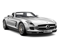 Дворники Mercedes-Benz SLS