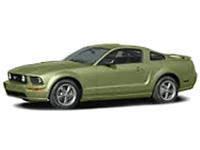 Дворники Ford Mustang