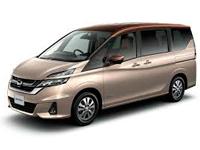 Дворники Nissan Serena