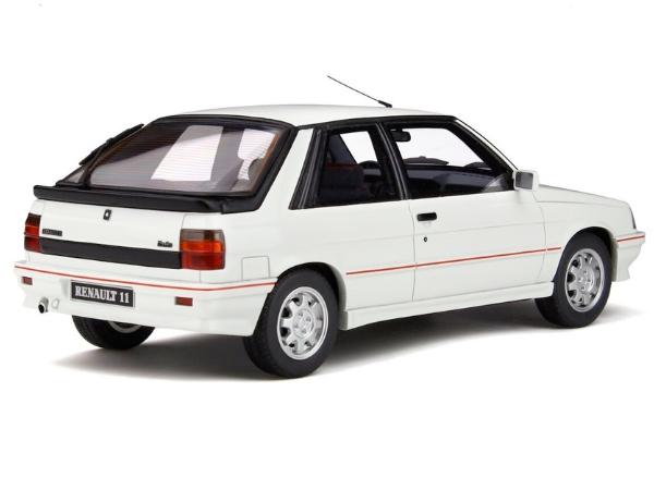 Дворники Renault 11