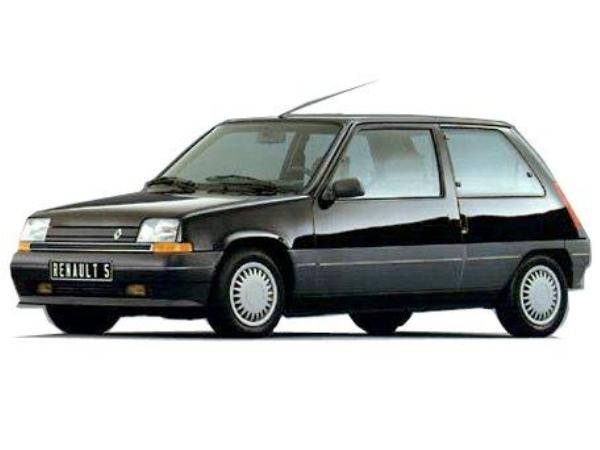Дворники Renault 5