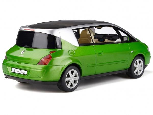 Дворники Renault Avantime