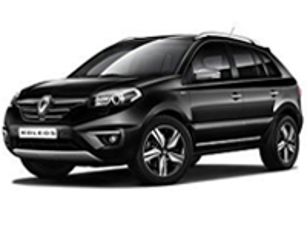 Дворники Renault Koleos