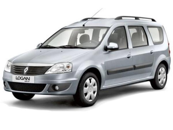 Дворники Renault Logan MCV