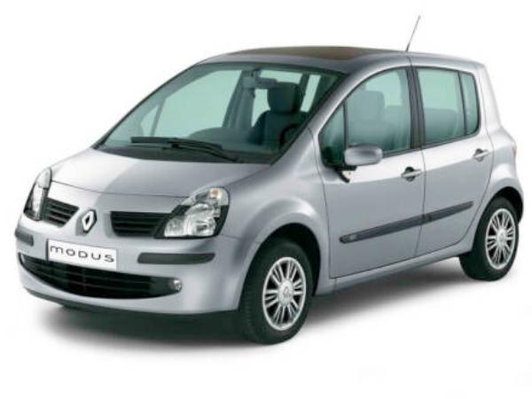 Дворники Renault Modus