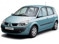 Дворники Renault Scenic