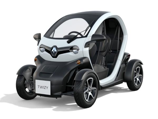Дворники Renault Twizy