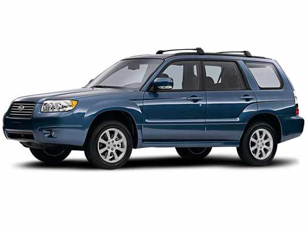 Дворники Subaru Forester