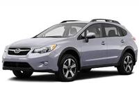 Дворники Subaru XV