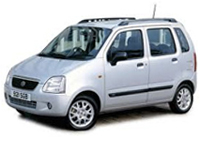 Дворники Suzuki Wagon R