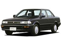Дворники Toyota Corolla
