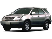 Дворники Toyota Harrier