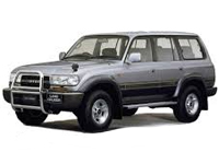 Дворники Toyota Land Cruiser