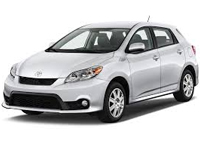Дворники Toyota Matrix