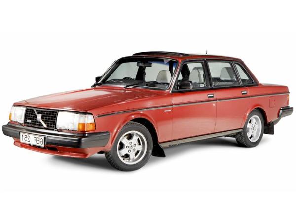 Дворники Volvo 240