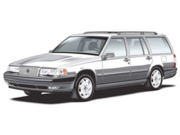 Дворники Volvo 960
