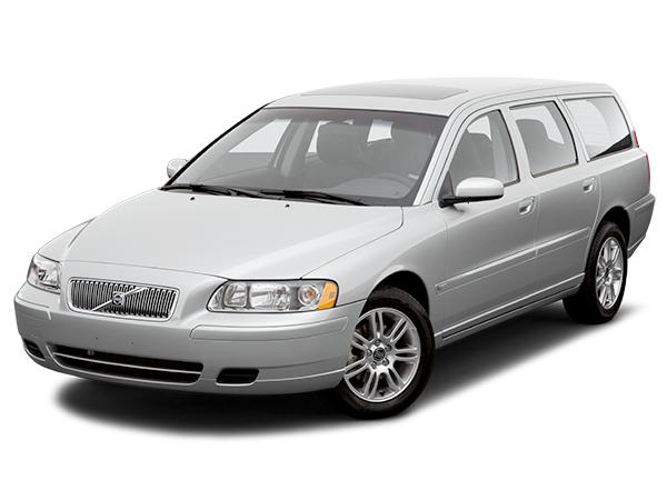 Дворники Volvo V70