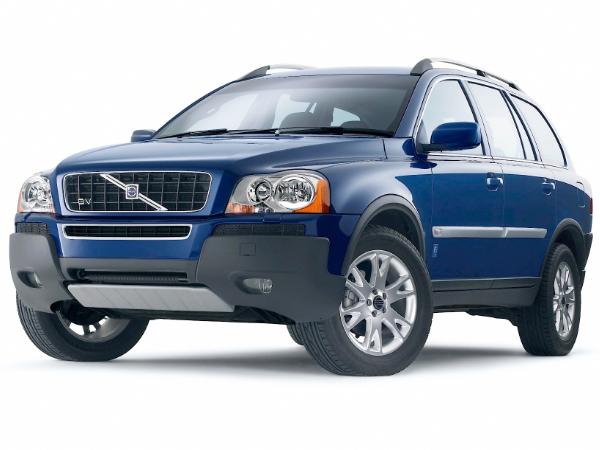 Дворники Volvo XC90
